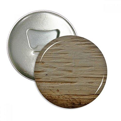 Rost Rusty Rauen Eisen Textur VINTAGE rund Flaschenöffner Kühlschrank Magnet Pins Badge Button Geschenk 3 (Rusty-pin)