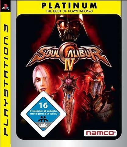 Soul Calibur IV [Platinum] (Mario Bros Ps3)