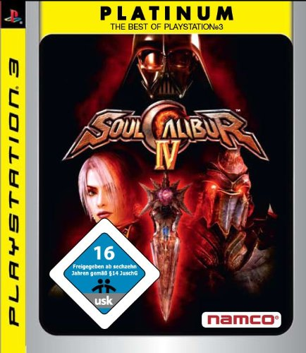 Fear Ps3 3 (Soul Calibur IV [Platinum])