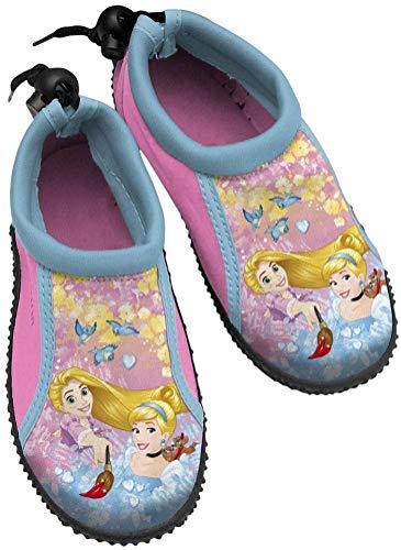 Disney Princess Badeschuhe Mädchen Strandschuhe 24 26 28 30 32 34 (28 EU)