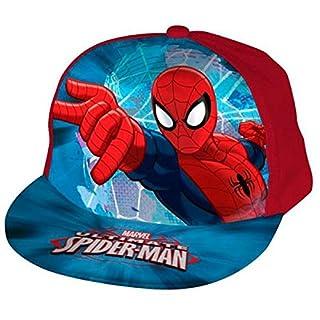 AstroFlight Cap Spiderman Marvel Ultimate Visor Flat
