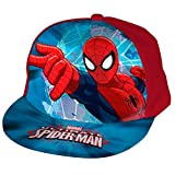 Astro Europa Cappellino Spiderman Marvel Ultimate visiera piatta