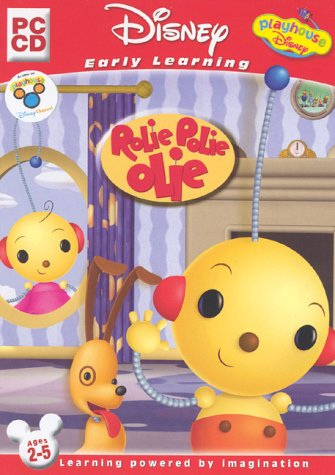 Disney Early Learning Rolie Polie Olie
