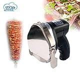 TYRO ITOP 110V/220V/240V Kebab Slicer Gyros Knife Meat Cutter Shawarma Doner Cutting Machine 0012-03