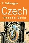 Collins Gem - Czech Phrase Book
