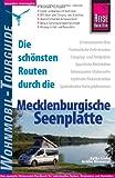 Brunner Campingartikel Tourguide Mecklenburgische Seenplatten, 066/073 - Sylke Liehr, Achim Rümmler