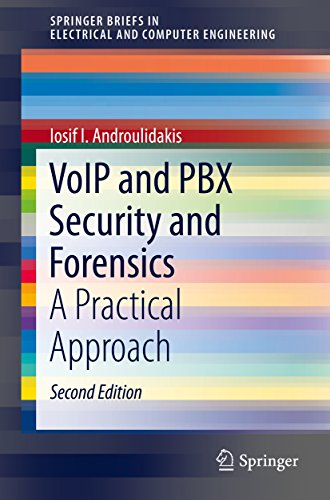 VoIP and PBX Security and Forensics: A Practical Approach (SpringerBriefs in Electrical and Computer Engineering) (English Edition) - Voip Pbx-systeme