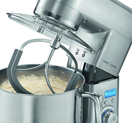 Recensione e opinioni su Profi cook di KM 1096 Robot da ...