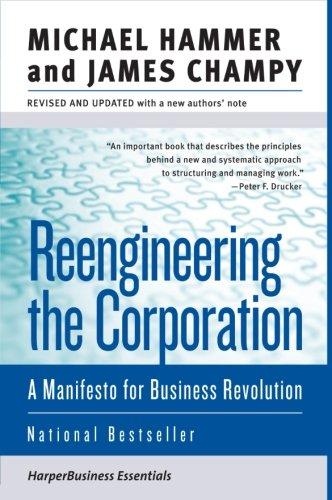 Reengineering Corporation (Collins Business Essentials)