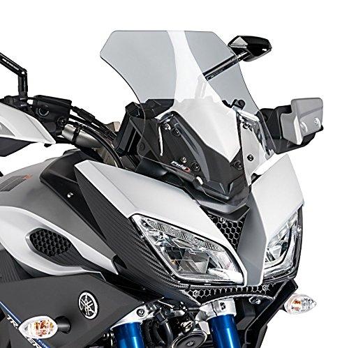Preisvergleich Produktbild Racingscheibe Puig Yamaha MT-09 Tracer 15-17 rauchgrau