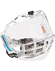 Bauer Concept III 1041011 - Visera integral de casco de hockey sobre hielo para niño, talla única, transparente