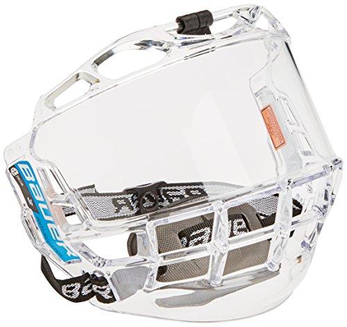 Bauer Concept III 1041011 - Visera Integral de Casco de Hockey sobre H