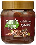 Nature's Store Hazelnut and Cocoa Spread, 350 g - Lot of 1