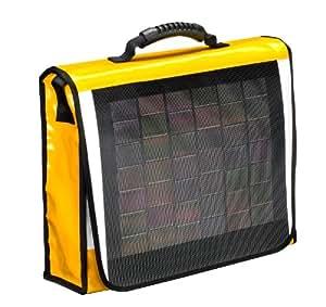 Sunload Sac à énergie solaire jaune + Sunload MultECon M5