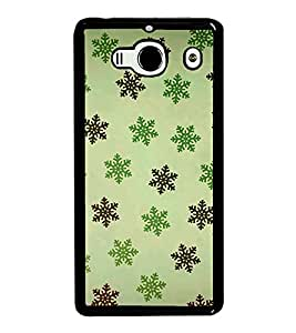 HiFi High Glossy Designer Phone Back Case Cover Xiaomi Redmi 2 :: Xiaomi Redmi 2S :: Xiaomi Redmi 2 Prime ( Simple Classic Pattern Green )