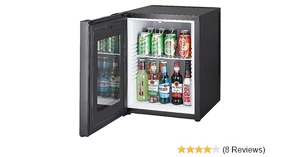 Mini Kühlschrank Mit Glastür : Syntrox germany 52 liter null db lautloser mini kühlschrank mit