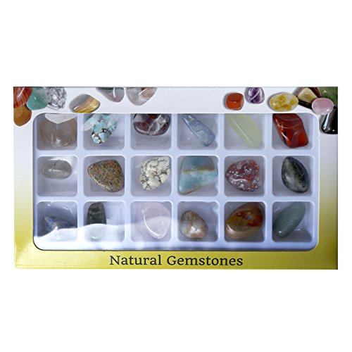 jovivi-set-pietra-naturale-pietra-set-chakra-set-18-x-diversi-tamburo-pietre-preziose-mattoncini-for