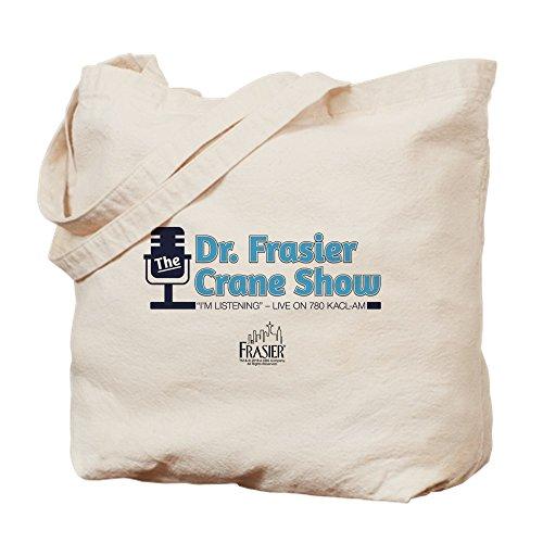 CafePress-Dr. Frasier Crane zeigen-Leinwand Natur Tasche, Reinigungstuch Einkaufstasche, canvas, khaki, M -