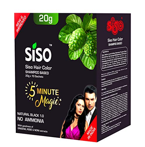 Siso Hair Color (20g)-Pack of 20