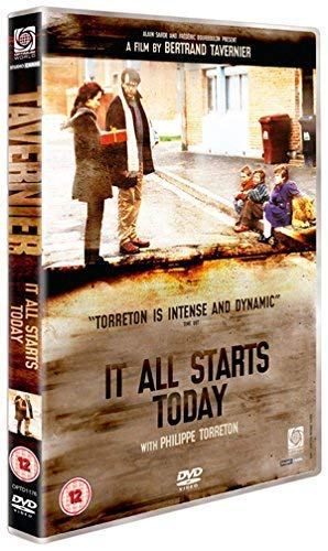 It All Starts Today [UK Import]
