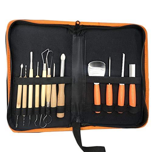 rbis Schnitz Werkzeuge, Diy Kürbis Schnitz Werkzeuge, Kürbis Schnitz Set (12 Teile) ()