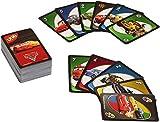 Juegos Mattel Cars Uno, Juego de Cartas (FDJ15)
