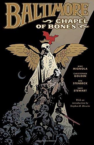 Baltimore 4: Chapel of Bones - Bone Disegno