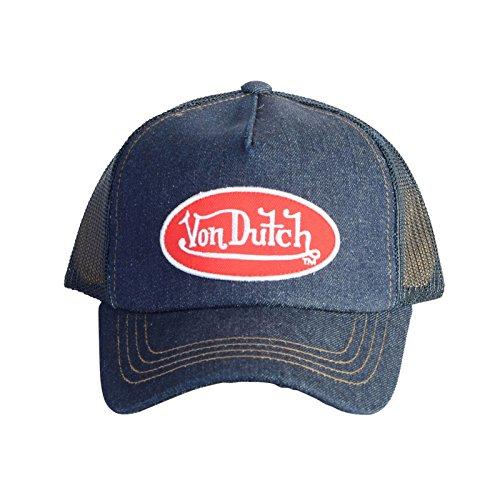 von-dutch-boina-para-hombre-azul-talla-unica
