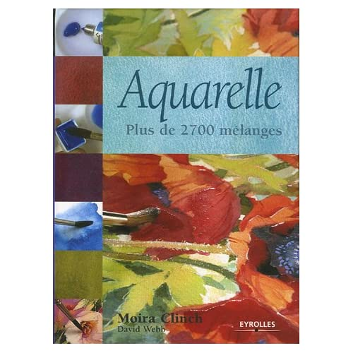 Aquarelle : Plus de 2700 mélanges