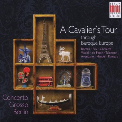 Concerto in A Minor for 3 Violins and Basso Continuo, TWV 53 D 4: I. Allegro