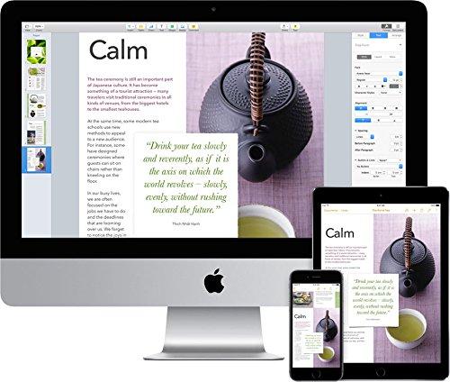 "Apple iMac - Ordenador de 21.5"" (FullHD, Intel i5, 8 GB RAM, 1 TB HDD, teclado QWERTY español), color blanco"