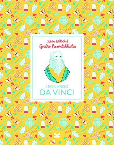Leonardo Da Vinci: Kleine Bibliothek großer Persönlichkeiten -