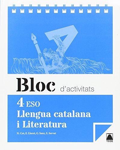 Bloc d'activitats. Llengua catalana i literatura 4 ESO - 9788430791651