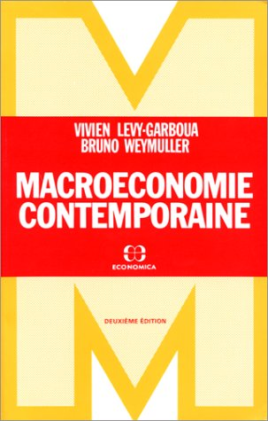 Macroéconomie contemporaine