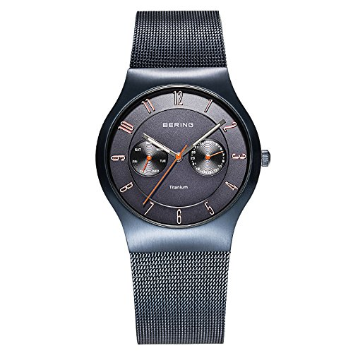 Bering Herren-Armbanduhr 11939-393