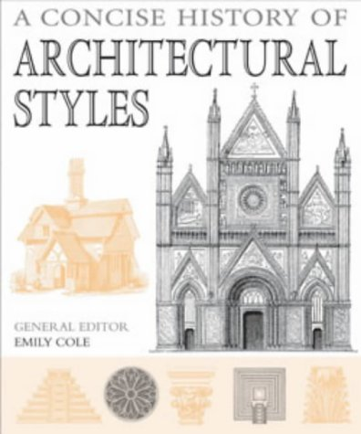 ARCHITECTURE STYLES, CONCISE HIST...(Pb)