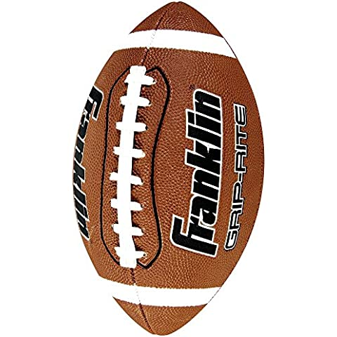 Franklin Sports GRIP-RITE Football Official Size High Quality Football 5020 - Franklin Sport Grip