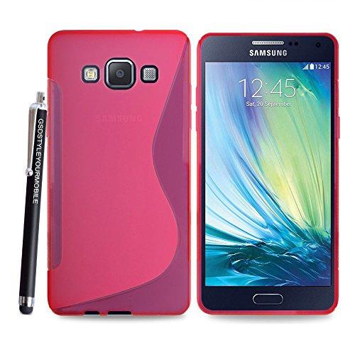 Kamal Star® Samsung Galaxy E7sm-e700Case Cover + Stylus (Samsung Handy E7)