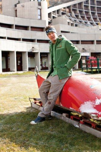 Maloja Gunnerm Men's Pantalon de snowboard gris - Gris granit