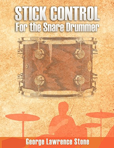 Stick Control: For the Snare Drummer by George Lawrence Stone (16-Mar-2012) Paperback
