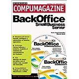 BackOffice Small Business Server 4.5 Manual de Configuracion y Uso with CDROM (Compumagazine; Coleccion de Libros & Manuales)