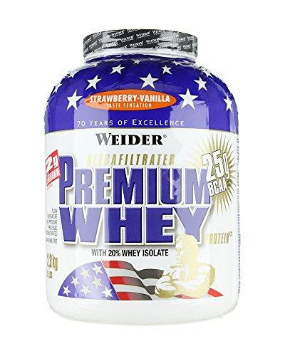 Weider Premium Whey Protein (1x 2,3 kg)
