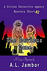 The Devious Dame (A Divine Detective Agency Mystery Book 2) (English Edition)