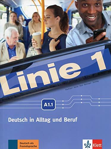 Linie 1 a11, libro del alumno y libro de ejercicios + dvd - rom