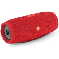 JBL Charge 3 Enceinte Bluetooth Portable Étanche - Rouge