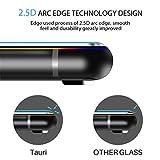 TAURI Schutzfolie Panzerglas für Samsung Galaxy A5 2017 [2 Stück][Volle Abdeckung] [9H Härte] Gehärtetem Glas Panzerglas Hartglas Displayschutzfolie - Schwarz Test