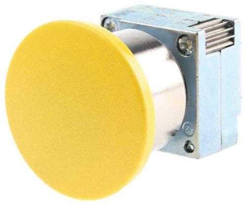 Preisvergleich Produktbild Siemens Signum – Taster Pilz 40 mm gelb mit Halterung