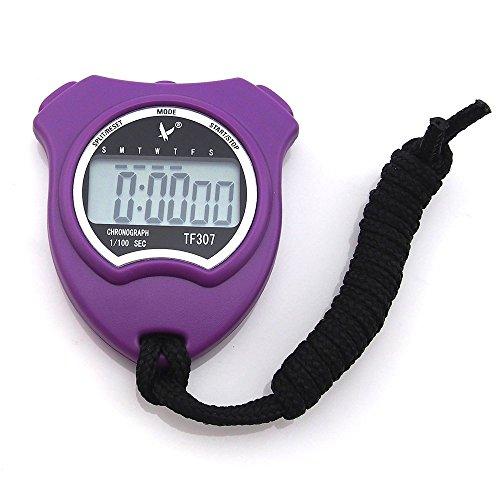 LEAP TF307 - Cronómetro Digital Timer Deporte Alarma