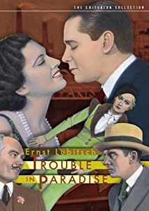 Trouble in Paradise - Criterion Collection [Import USA Zone 1]