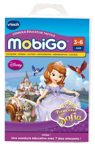 Vtech - 253205 - Jeu Mobigo Sofia